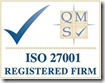 ISO Logo Registered firm